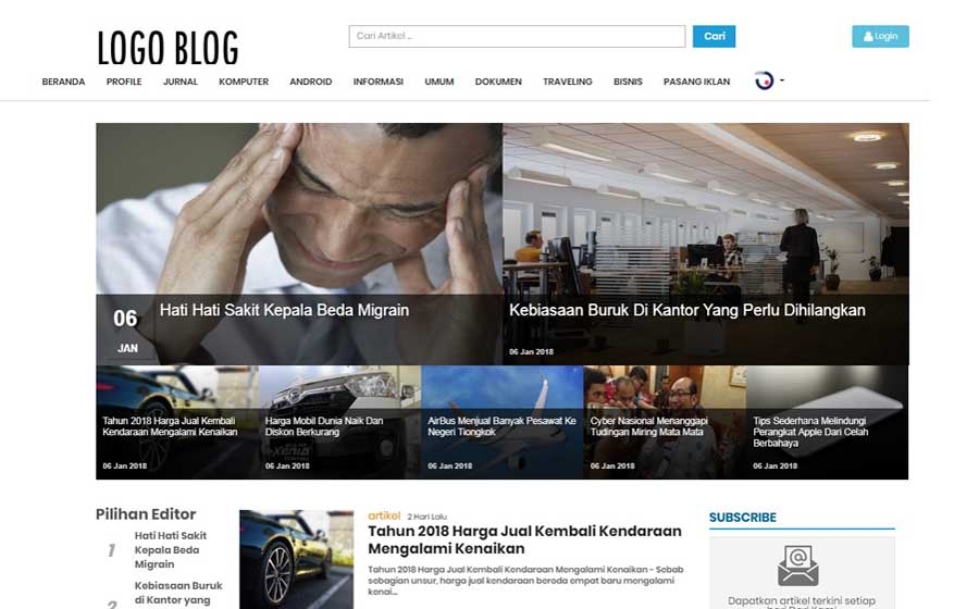 portal berita